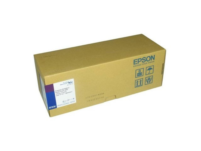 "Epson Premium Semigloss Photo Rulle 16"" x 30,5m 250gr"