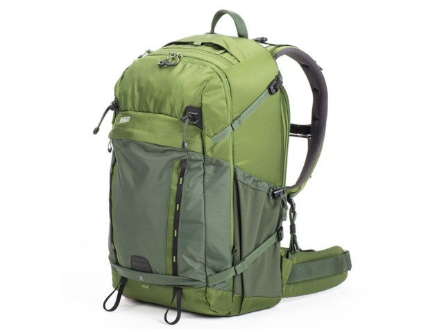 MindShift Gear kamerareppu BackLight 36L Photo Daypack Woodland Green